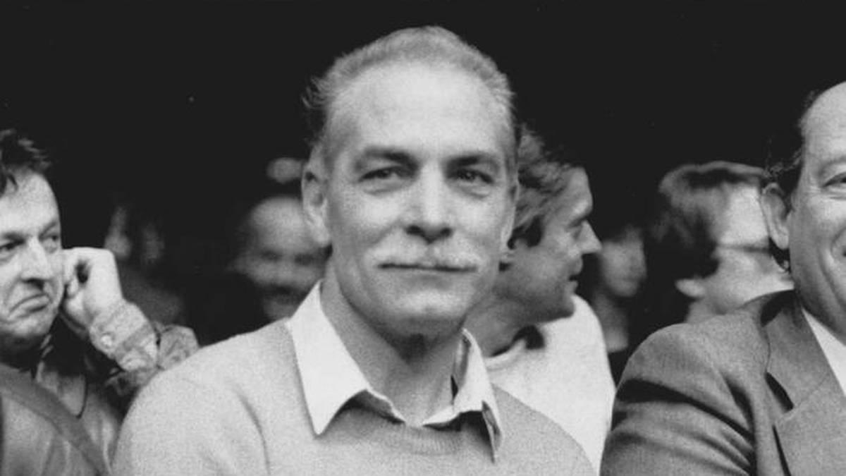 Zanubio Rocchigiani war stets bei den Kämpfen seiner Söhne am Ring