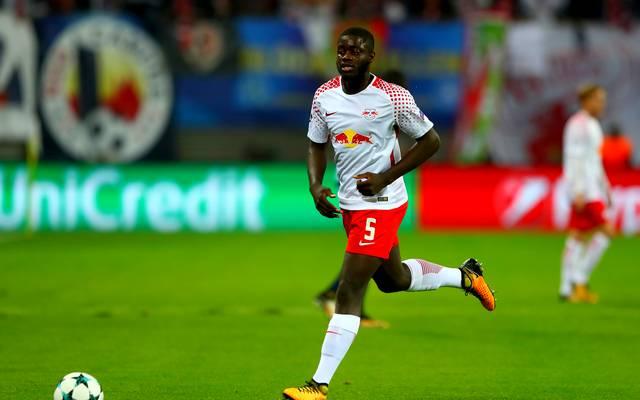 Dayot Upamecano besitzt beim Bundesligisten RB Leipzig einen Vertrag bis 2021