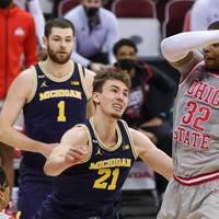 Deutscher College-Star führt Michigan ins Viertelfinale