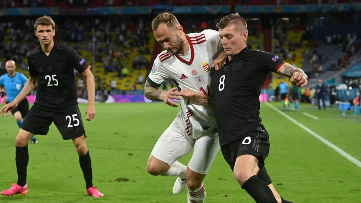 """""""Leck' mich am Arsch!"""" - Kroos kontert Kritiker und verrät Botschaft"""