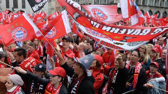 Fans des FC Bayern sollen unter Polizeischutz ins Stadion
