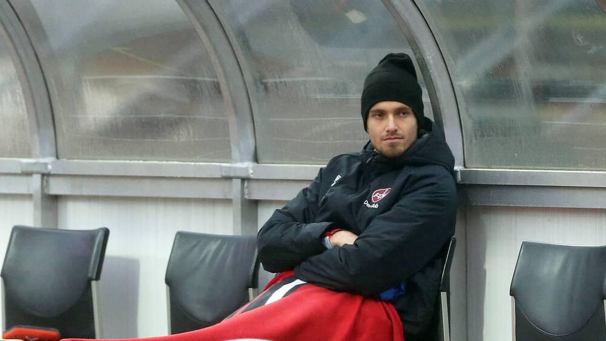 Christian Früchtl schmort beim 1. FC Nürnberg auf der Bank