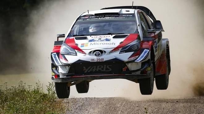 Ott Tänak bescherte Toyota den zweiten Sieg in Folge in Finnland