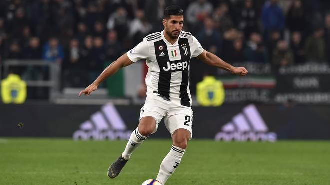 Emre Can steht bei Juventus gegen Ajax in der Startelf