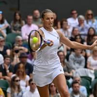 Wird Pliskova die neue Rasenkönigin von Wimbledon?