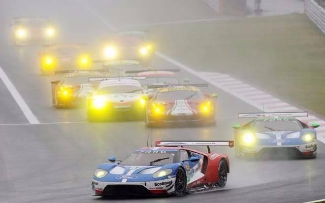 Ford will sich im finalen Rennen der WEC 2017 in Bahrain durchsetzen