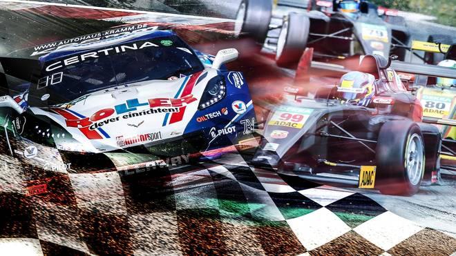 Motorsport-Wochenende bei SPORT1