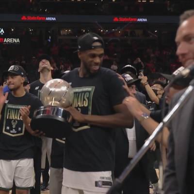 Erstmals seit 47 Jahren: Bucks ziehen in NBA-Finals ein