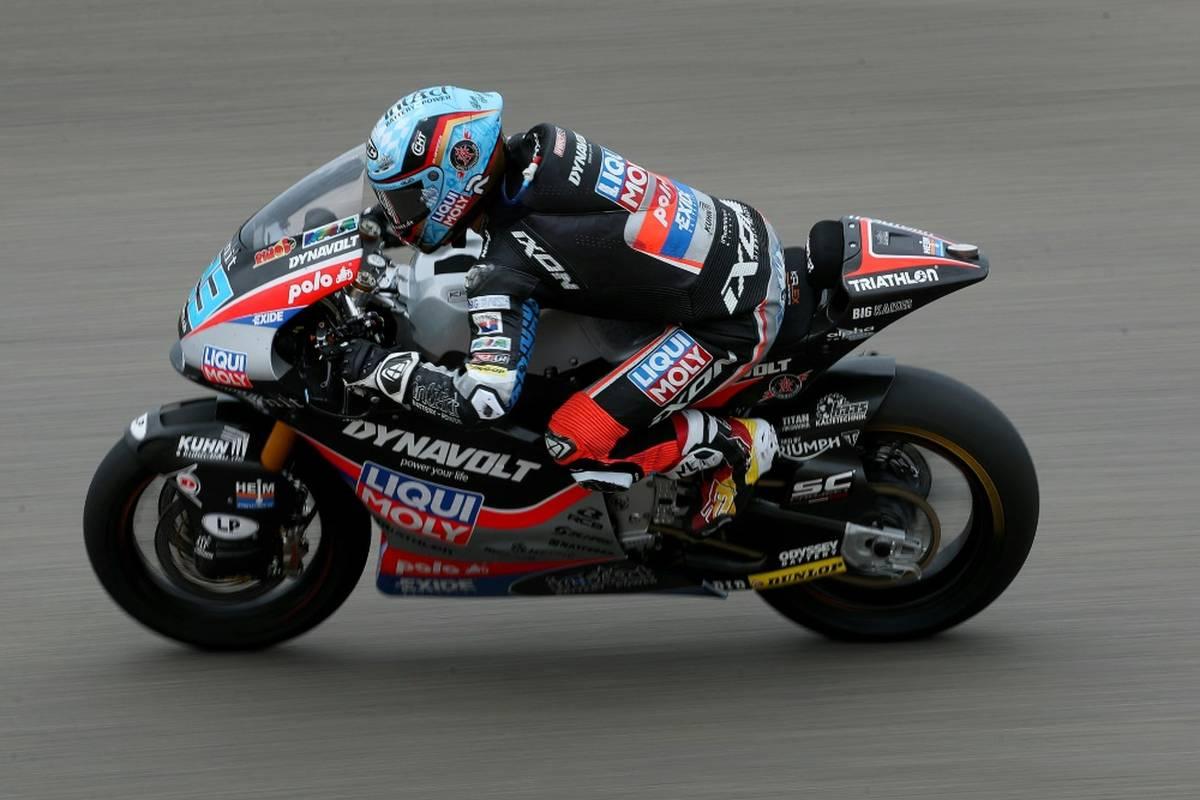 Motorrad-Pilot Marcel Schrötter hat zum vierten Mal in Folge ein Top-Ten-Resultat verpasst.