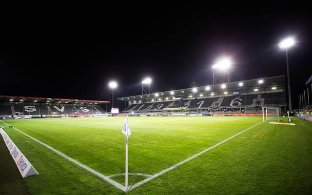 BWT-Stadion am Hardtwald bestreitet der Hamburger SV sein erstes Auswärtsspiel in der 2. Bundesliga