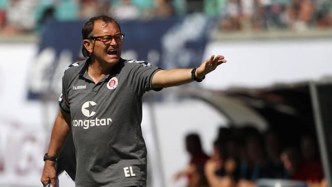 RB Leipzig v FC St. Pauli  - 2. Bundesliga