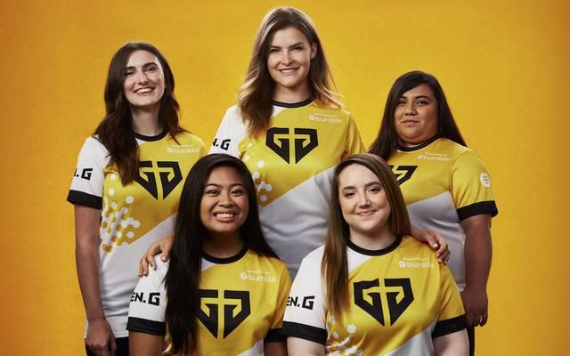 Bumble und Gen.G kündigen Fortnite eSports-Frauenteam an