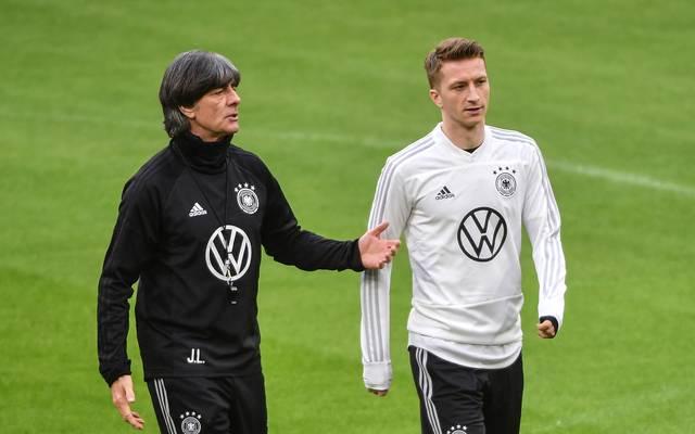 Das DFB-Team könnte sich einem Bericht zufolge in Seefeld auf die EM 2020 vorbereiten