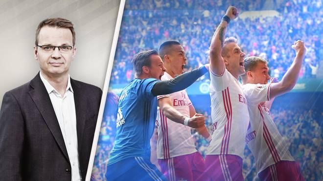 Martin Volkmar Hamburger SV