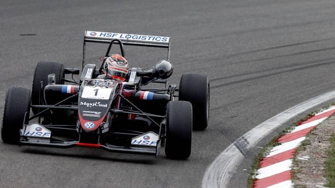 Formel 1: Beim Zandvoort Masters der Formel 3-Serie feierte Max Verstappen 2014 einen überlegenen Sieg