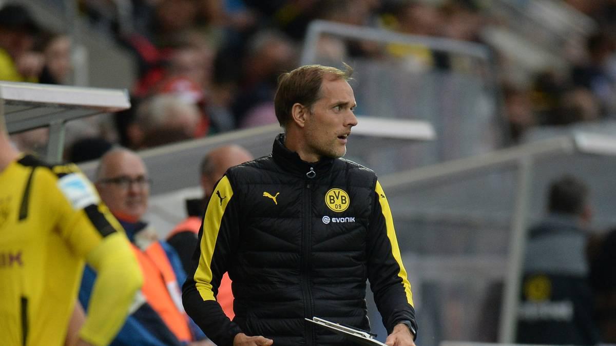 LIVE: BVB patzt - Wolfsburg gewinnt