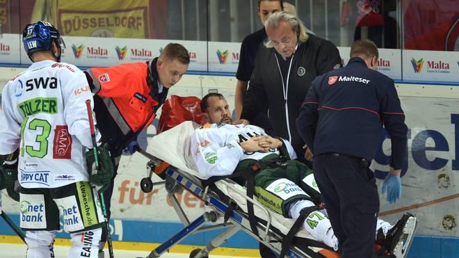Christoph Ullmann schwebte kurzzeitig in Lebensgefahr