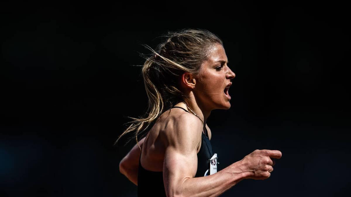 Therese Johaug ist auch als Leichtathletin verblüffend gut