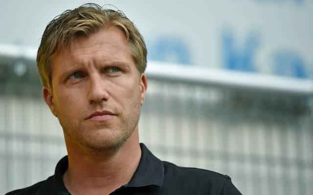 RB Leipzig: Sportdirektor Markus Krösche will um Titel mitspielen , Manager Markus Krösche wechselte von Paderborn nach Leipzig