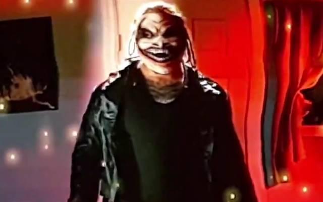 Bray Wyatt offenbarte bei WWE Monday Night RAW sein neues, düsteres Selbst