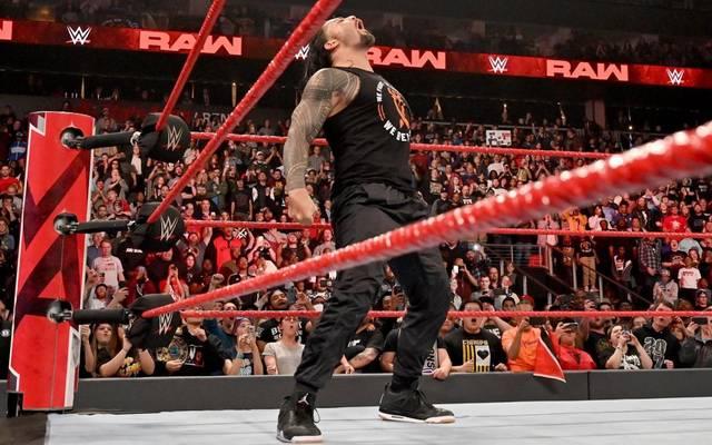 Roman Reigns bestreitet bei WWE Fastlane sein Comeback-Match