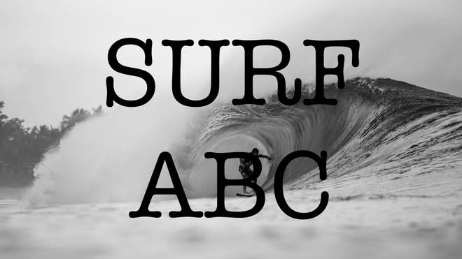Surf ABC Part 1 // A bis F