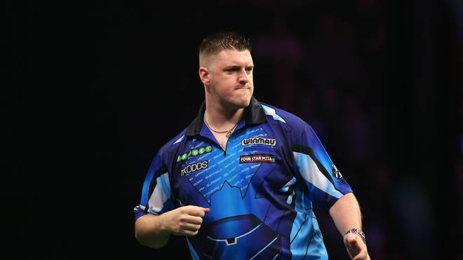Daryl Gurney  - Darts WM 2019 Powerranking