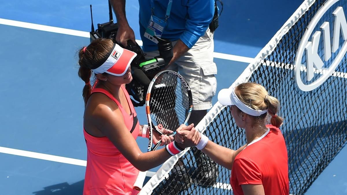 Julia Görges, Australian Open, Karriere