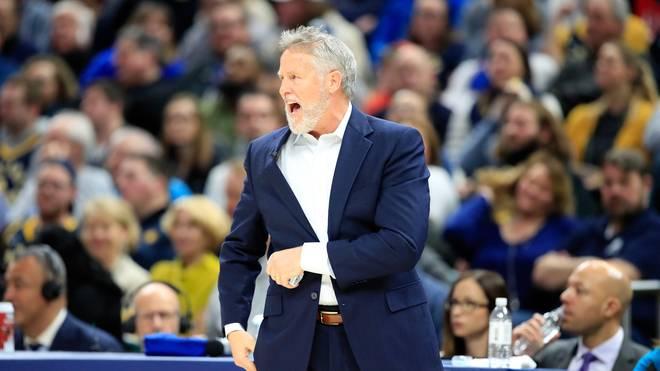 Brett Brown soll die 76ers in Richtung Titel führen