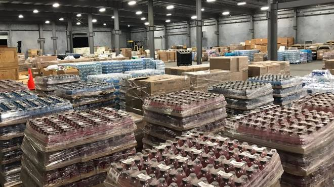 J.J. Watt Houston Texans Hurrikan Harvey Hilfe Spenden