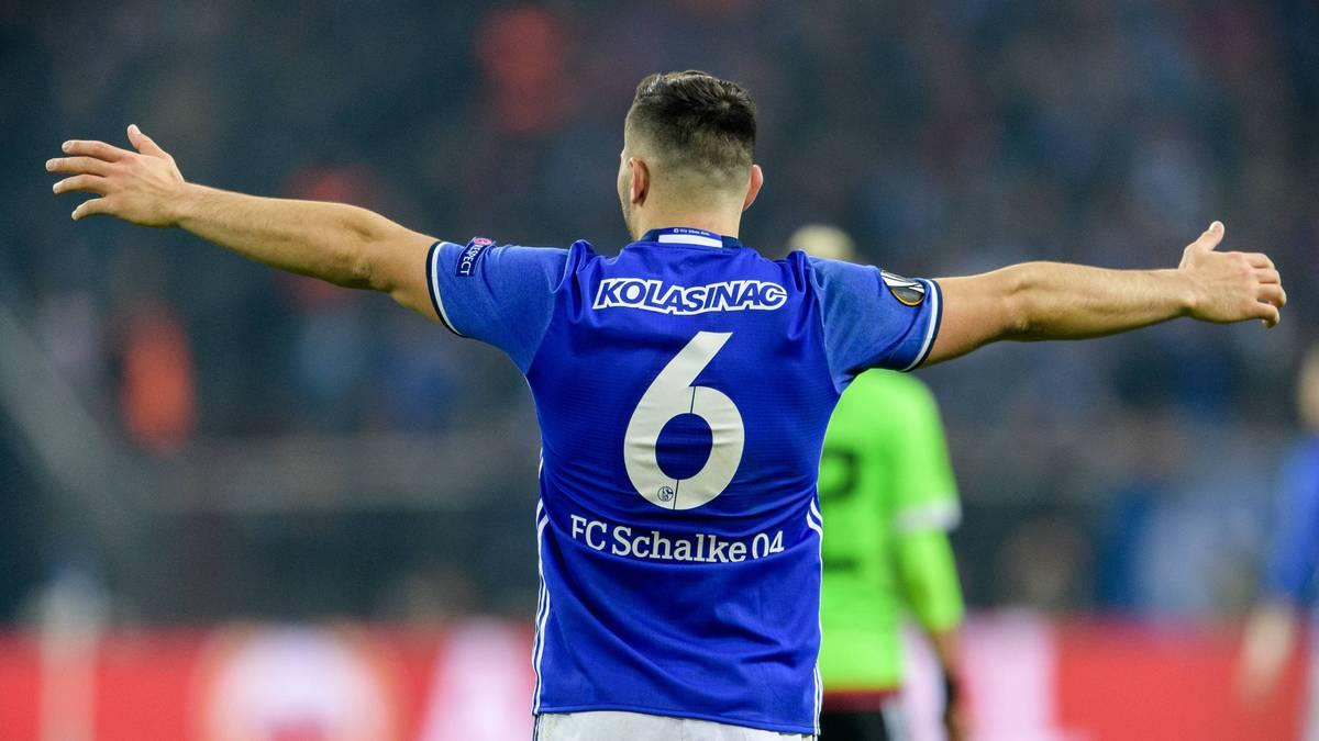 Sead Kolasinac kehrt zum FC Schalke zurück
