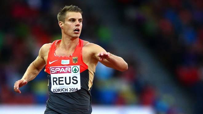 Julian Reus ist ein deutscher Sprinter