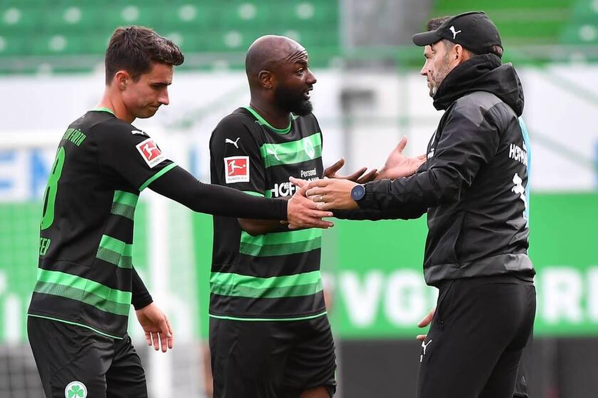Greuther Fürth kann den Heimfluch auch gegen Bochum nicht brechen. Außerdem stellt die Mannschaft einen Negativrekord auf. Die Historie spricht gegen die Franken.