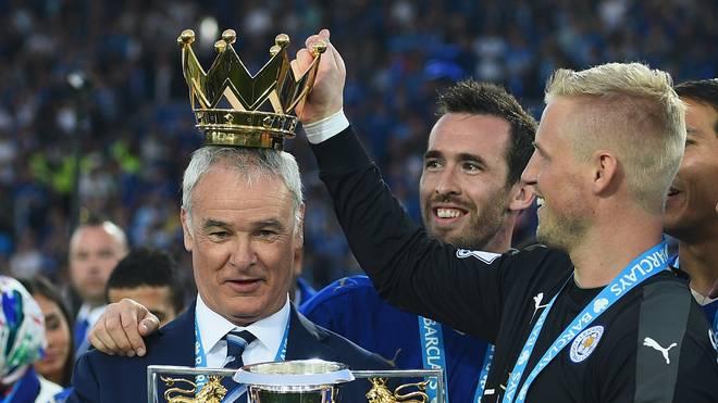 Claudio Ranieri gewann mit Leicester City sensationell die Premier League