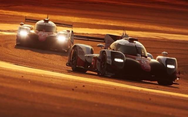 Auf der Zielgeraden der Saison war Toyota wieder stärker als Konkurrent Porsche