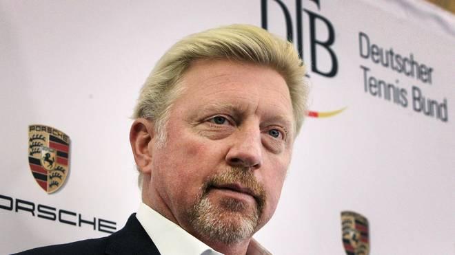 Boris Becker ist seit August Head of Men's Tennis beim DTB