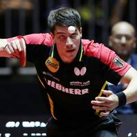Tischtennis: Deutsche Mixed-Duos im EM-Achtelfinale
