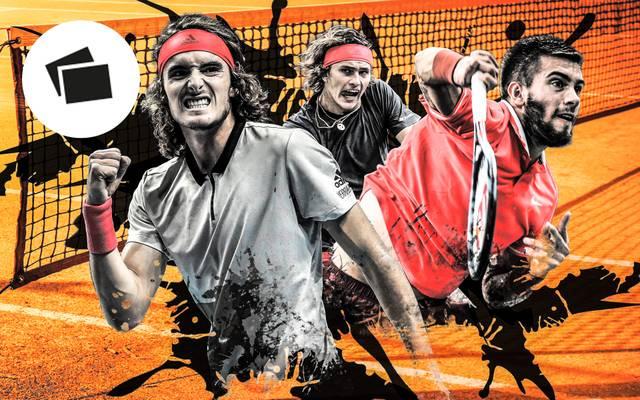 Alexander Zverev macht gehörig Druck auf Roger Federer, Rafael Nadal und Novak Djokovic