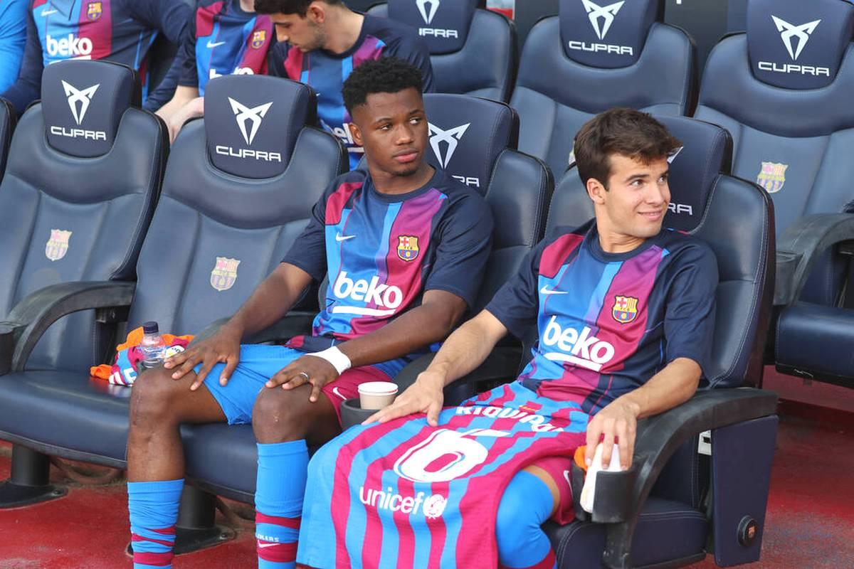 Der FC Barcelona hat derzeit viele Probleme - es gibt aber auch Lichtblicke. Ein Supertalent wurde mit einem neuen Vertrag ausgestattet, ein weiteres soll folgen.