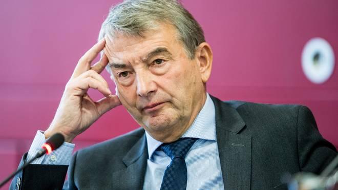 DFB-Präsident Wolfgang Niersbach könnte im Gefängnis landen