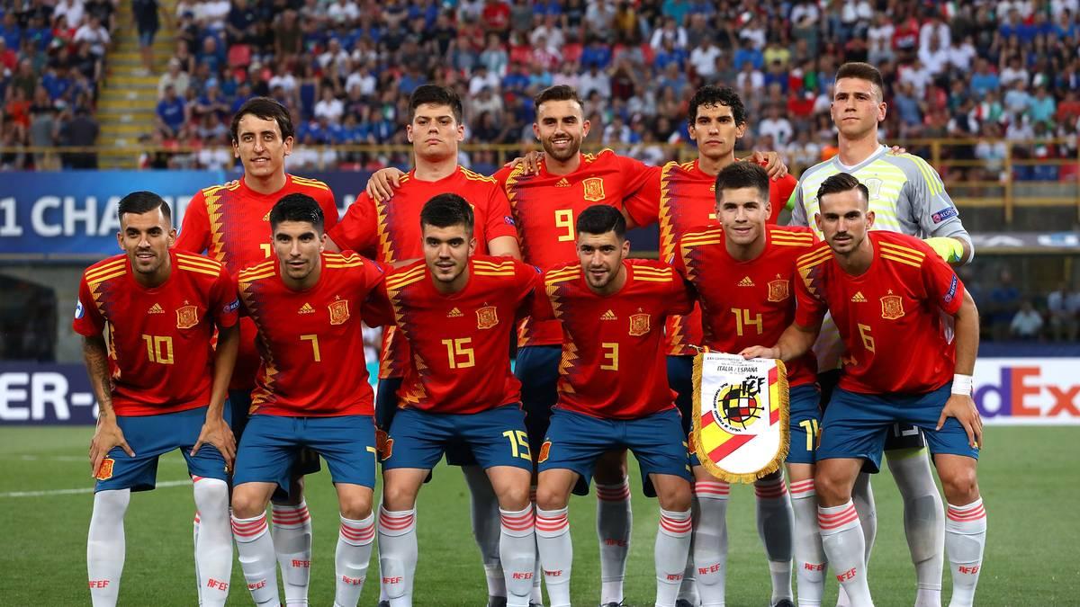 Spanien trifft im Halbfinale der U21-Europameisterschaft 2019 auf Frankreich