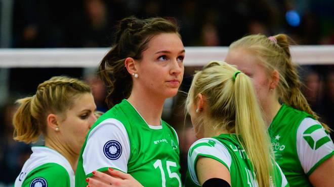 Chiara Hoenhorst von USC Münster beendet ihre Profikarriere