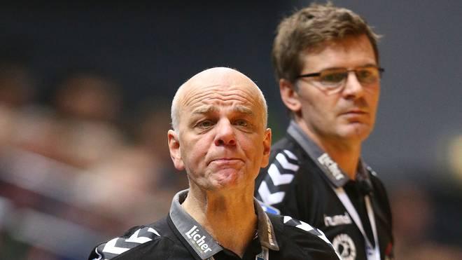 Trainer Kai Wandschneider führte Wetzlar auf den sechsten Platz in der HBL