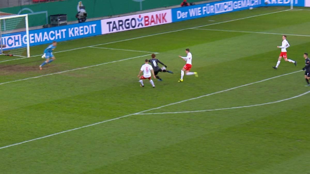 Matchwinner Osako! Dieses Traumtor bugsiert Werder ins Halbfinale