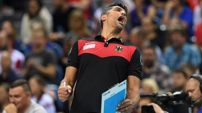 Bundestrainer Andrea Giani und sein Team unterlagen dem Iran