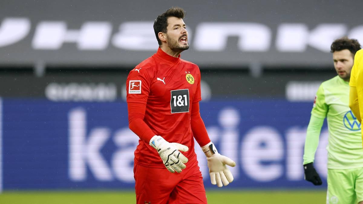 """""""Kein Topniveau!"""" Darum braucht der BVB einen Bürki-Ersatz"""