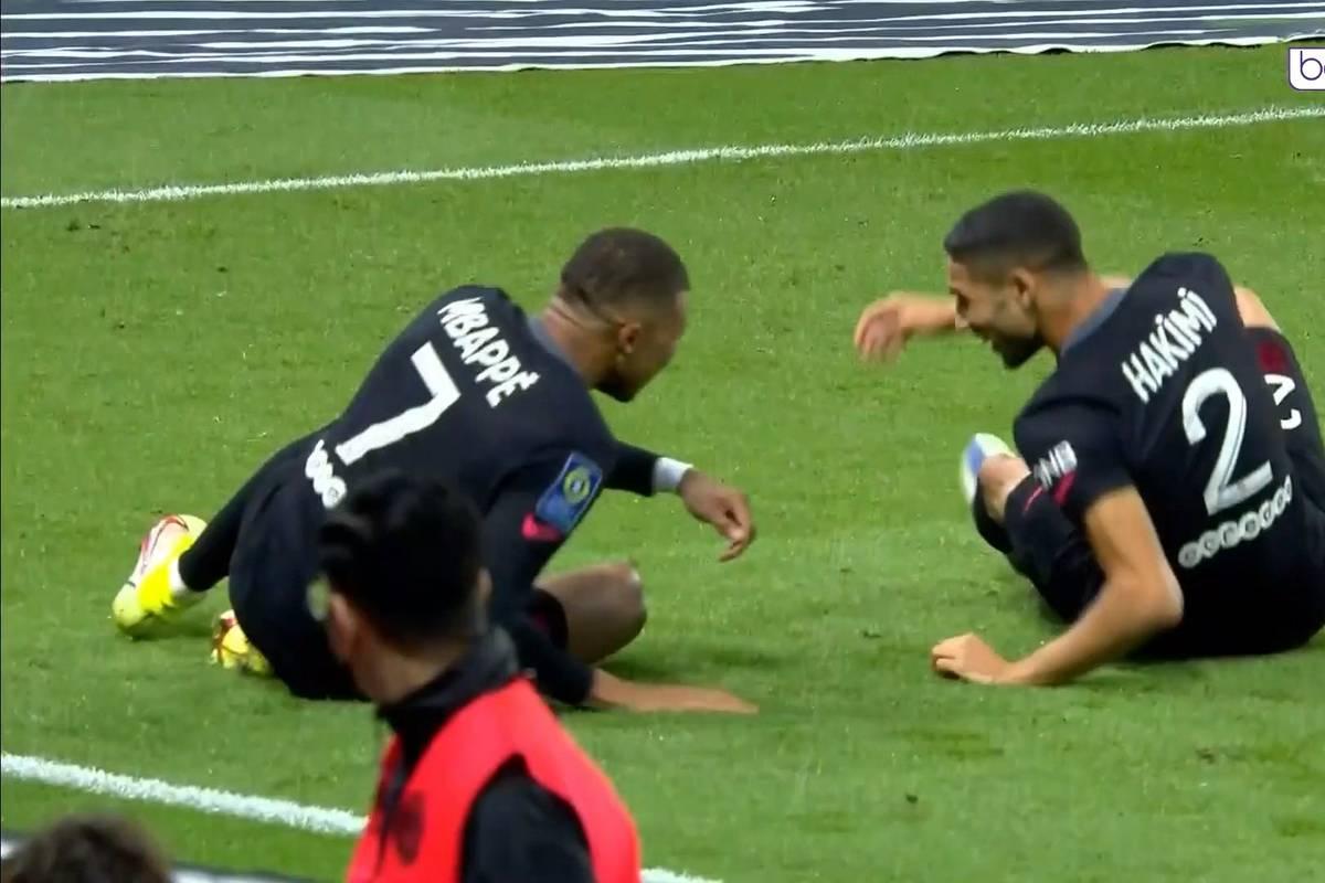 VAR und Mbappé retten PSG: Aber was soll dieser Jubel?