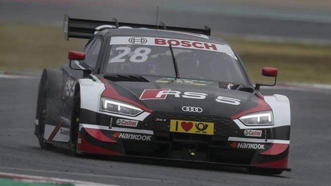 Loic Duval startet in Misano zum ersten Mal von der Pole-Position