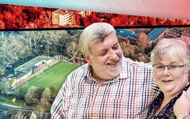 Bürgermeister kauft Stadionnamen