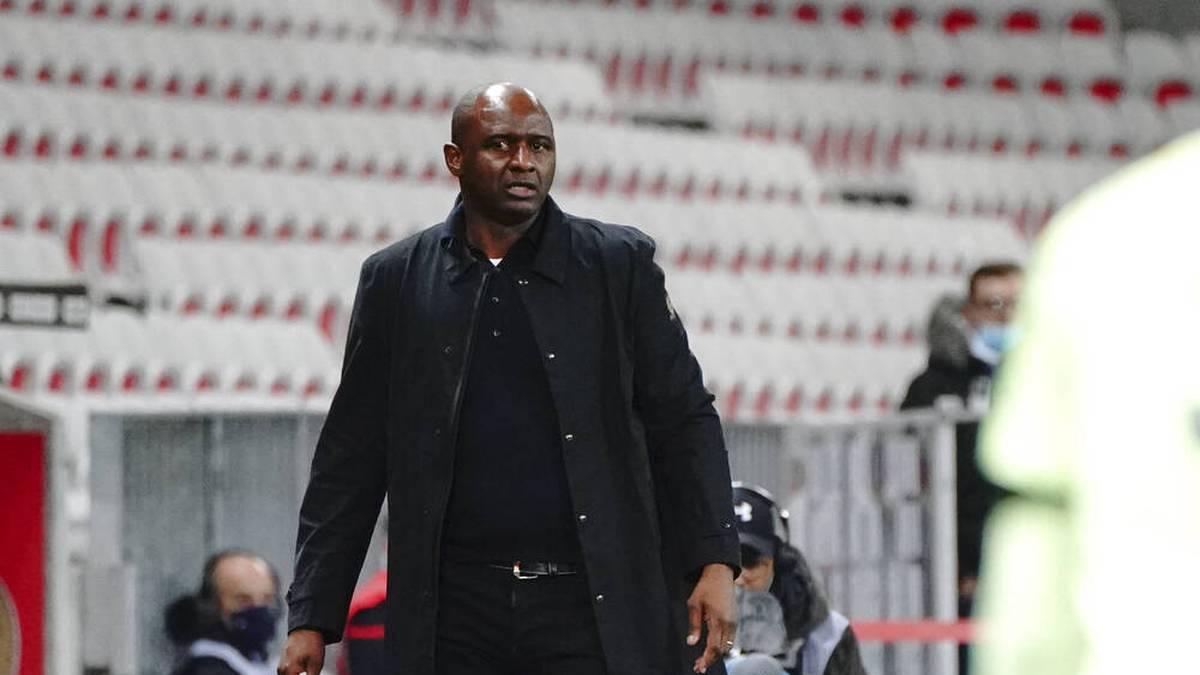Patrick Vieira wird neuer Trainer von Crystal Palace